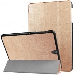 Atverčiamas dėklas - auksinis (Galaxy Tab S3 9.7)