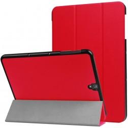 Atverčiamas dėklas - raudonas (Galaxy Tab S3 9.7)