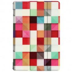 """""""Cubes"""" atverčiamas dėklas (Galaxy Tab S4 10.5)"""