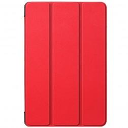Atverčiamas dėklas - raudonas (Galaxy Tab S5e)