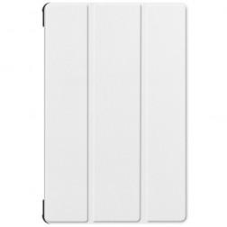 Atverčiamas dėklas - baltas (Galaxy Tab S6 10.5)