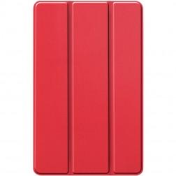 Atverčiamas dėklas - raudonas (Galaxy Tab S6 Lite 10.4)