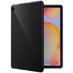 Kieto silikono (TPU) dėklas - juodas (Galaxy Tab S6 Lite 10.4)