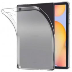 Kieto silikono (TPU) dėklas - skaidrus (Galaxy Tab S6 Lite 10.4)