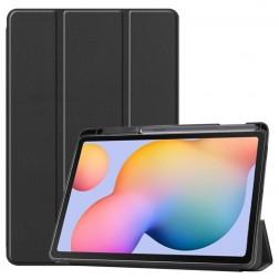 """""""Stylus"""" atverčiamas dėklas - juodas (Galaxy Tab S6 Lite 10.4)"""