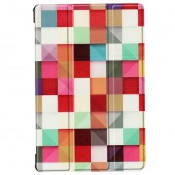"""""""Cubes"""" atverčiamas dėklas (Galaxy Tab S6 10.5)"""