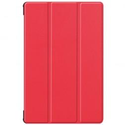 Atverčiamas dėklas - raudonas (Galaxy Tab S6 10.5)