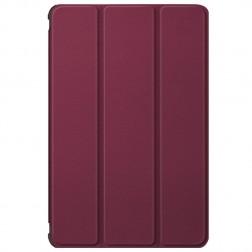 """Atverčiamas dėklas - bordo (Galaxy Tab S7 11"""")"""