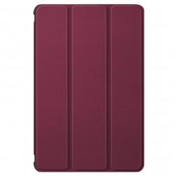 """Atverčiamas dėklas - bordo (Galaxy Tab S7 FE 12.4"""")"""