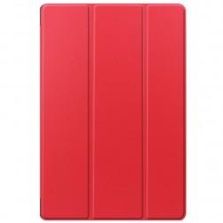 """Atverčiamas dėklas - raudonas (Galaxy Tab S7+ 12.4"""")"""
