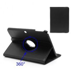 Klasikinis 360° atverčiamas dėklas - juodas (Tab 3 10.1)