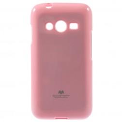 """""""Mercury"""" dėklas - rožinis (Galaxy Trend 2)"""