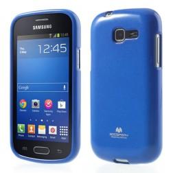 """""""Mercury"""" dėklas - mėlynas (Galaxy Trend Lite)"""