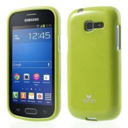"""""""Mercury"""" dėklas - žalias (Galaxy Trend Lite)"""