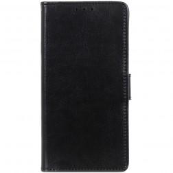 Atverčiamas dėklas, knygutė - juodas (Galaxy XCover Pro)