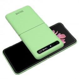 """""""GKK"""" Creative plastikinis dėklas - žalias (Galaxy Z Flip)"""