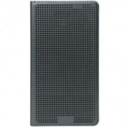"""Atverčiamas """"Dot View"""" dėklas - pilkas (Galaxy Note 3)"""