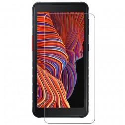 """""""Calans"""" Tempered Glass (nepilno dengimo) apsauginis ekrano stiklas 0.3 mm (Galaxy Xcover 5)"""
