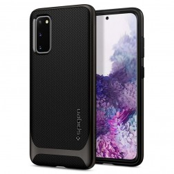 """Spigen"" Neo Hybrid dėklas - juodas (Galaxy S20)"