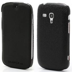 """""""Zozzle"""" atverčiamas dėklas - juodas (Galaxy S3 mini)"""