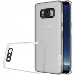 """""""Nillkin"""" Nature TPU dėklas - skaidrus (Galaxy S8)"""