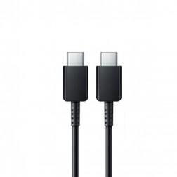 """""""Samsung"""" Type-C Type-C laidas - juodas (1,2 m.)"""