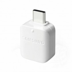 """Samsung"" Type-C OTG adapteris - baltas"