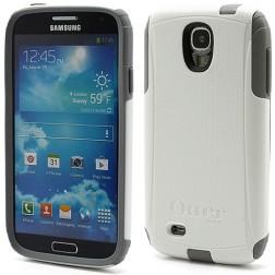 Sustiprintos apsaugos dėklas - baltas (Galaxy S4)