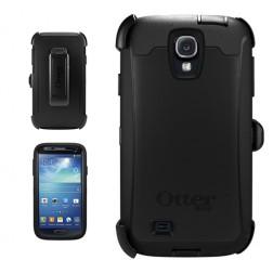 """""""OtterBox"""" Defender dėklas - juodas (Galaxy S4)"""