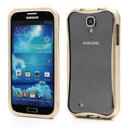 """""""Triobump"""" rėmelis - aukso spalvos (Galaxy S4)"""