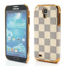Prabangus languotas dėklas - baltas (Galaxy S4)