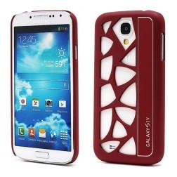 Modernus dėklas - raudonas (Galaxy S4)