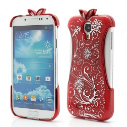 """""""Cheongsam"""" Design dėklas - raudonas (Galaxy S4)"""