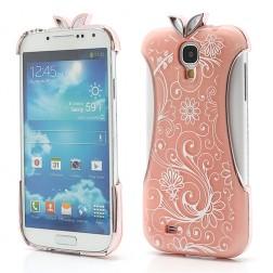 """""""Cheongsam"""" Design dėklas - rožinis (Galaxy S4)"""