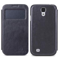 """""""Nillkin"""" Easy atverčiamas dėklas - juodas (Galaxy S4)"""