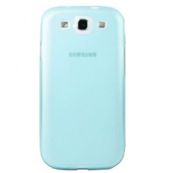 Itin plonas dėklas - mėlynas (Galaxy S3)