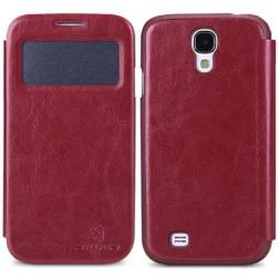 """""""Nillkin"""" Easy atverčiamas dėklas - raudonas (Galaxy S4)"""