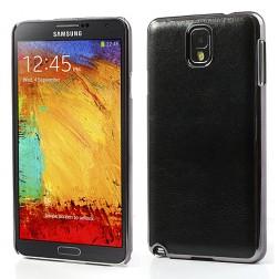 """Crazy Horse"" dėklas - juodas (Galaxy Note 3)"