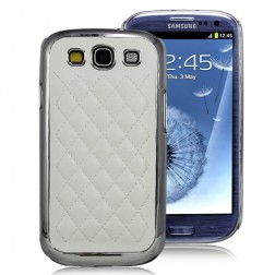 Stilingas dėklas - baltas (Galaxy S3)