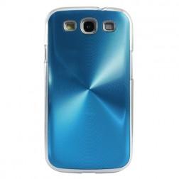 CD stiliaus dėklas - mėlynas (Galaxy S3)