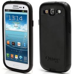 """OtterBox"" Commuter dėklas - juodas (Galaxy S3)"