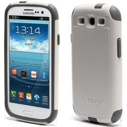 """OtterBox"" Commuter dėklas - baltas (Galaxy S3)"
