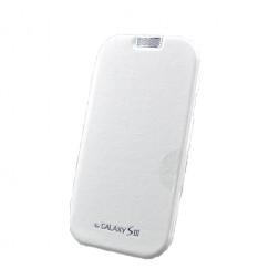 """""""Mercury"""" Flip Cover dėklas - baltas (Galaxy S3)"""