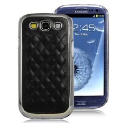 Stilingas dėklas - juodas (Galaxy S3)