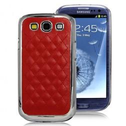 Stilingas dėklas - raudonas (Galaxy S3)