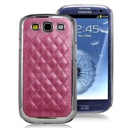 Stilingas dėklas - rožinis (Galaxy S3)