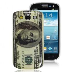 Retro stiliaus dėklas - doleris (Galaxy S3)