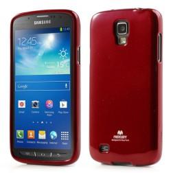 """""""Mercury"""" dėklas - tamsiai raudonas (Galaxy S4 Active)"""