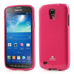 """""""Mercury"""" dėklas - rožinis (Galaxy S4 Active)"""
