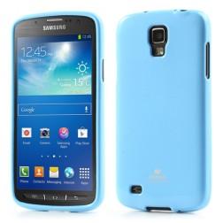 """Mercury"" dėklas - mėlynas (Galaxy S4 Active)"